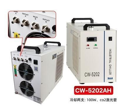 CW-5202 industrial chiller