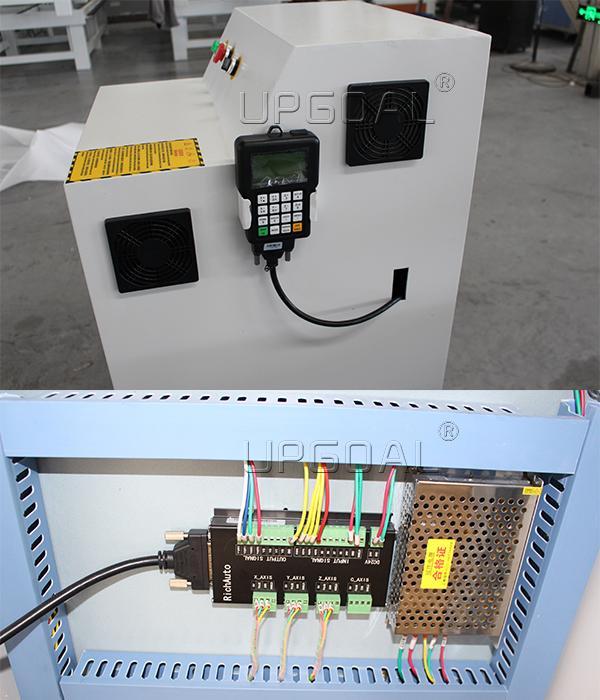 DSP A11E(RichAuto) offline control system