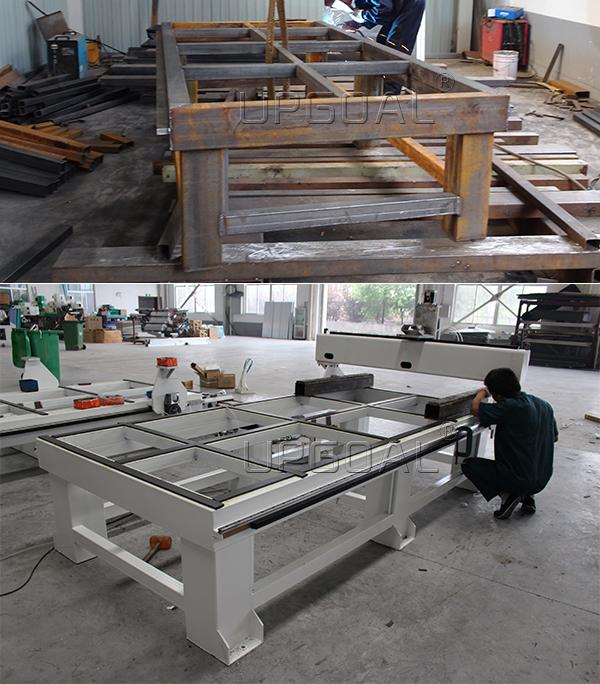 Stronger 200*200mmwelded steel tube structureas awhole