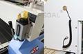 Semi-auto lubrication & auto tools calibration