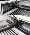 Hiwin linear square guide rail and blocks with 3M belt ensured stable transmission,