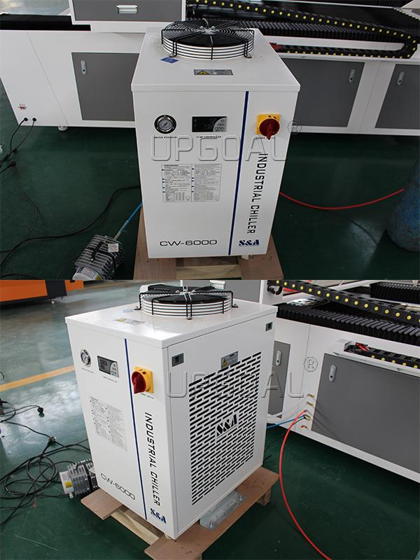 TeyuIndustrial water chiller CW-6000