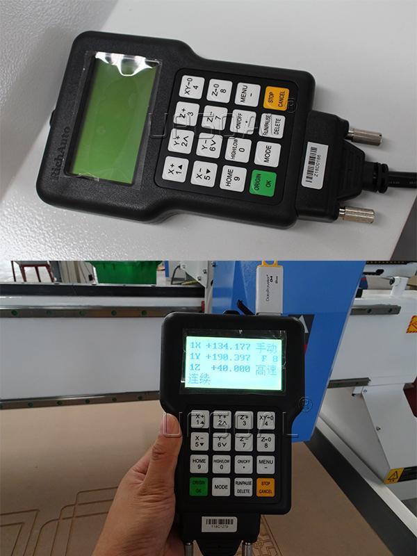 RichAuto DSP A offline control system