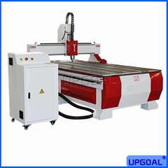 Carbon Steel CNC Router Milling Engraving Cutting Machine 1325