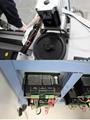 CW 86BYGH450B stepper motor and Leadshine DMA860H stepper driver