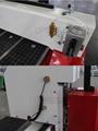 Semi-auto lubrication and auto tools calibration