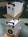 Industrial chiller CW-3000, ensuring the laser tube long time continuous working.