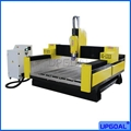 1300*1300mm 4*8 Feet Middle Size CNC Marble Granite Stone Engraving Machine