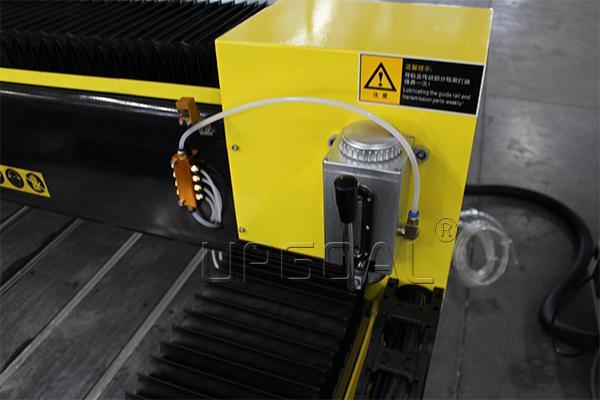 Semi-auto lubrication system