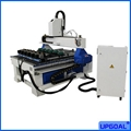 6 Heads 6  Rotary Axis Wood Cylinder Engraving CNC Router Machine 4 Axis