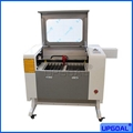 Small Desktop Leather Co2 Laser Cutting Engraving Machine 60W