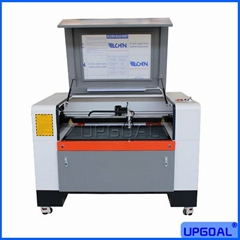 Popular Advertising Materials Wood Acrylic Co2 Laser Engraving Cutting Machine