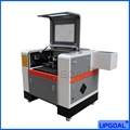Small 600*400mm Acrylic Label CCD Laser Cutter 80W