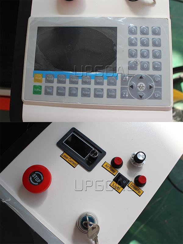 RuiDaRDV6445G small vision laser cutting engraving control system