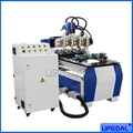 Small Small 4 Heads 4 Cylinder CNC Engraving Machine 600*900m
