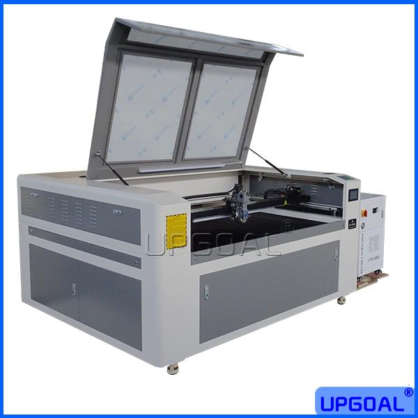 With auto height controller for laser head, can track the metal material surface and adjust suitable focus length, ensuring the cutting quality.