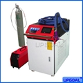 1500W/2000W Stainless Steel Pipe Plate Laser Welding Machine Handheld