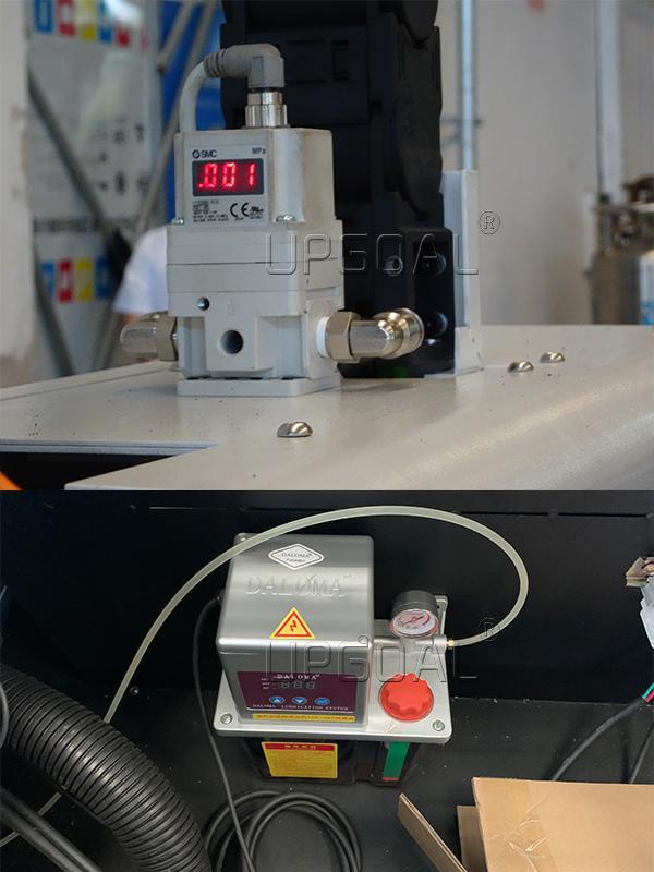 SMC Japan proportional valve & automatic lubrication pump