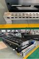 High-performance whole-cast aluminium crossbeam