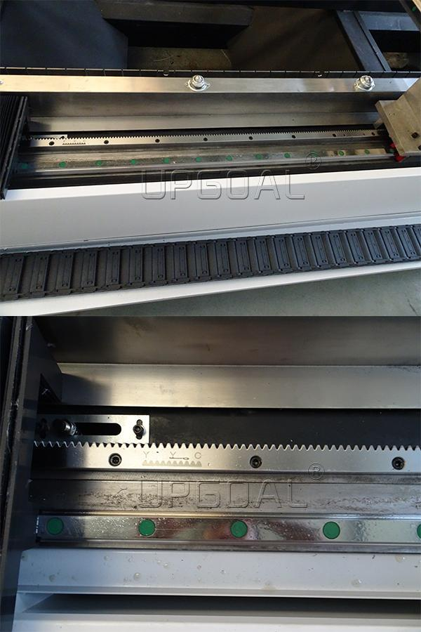 Hiwin, Taiwan Linear square guide rail & YYC Taiwan helical rack and pinion transmission