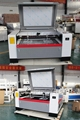 Two Heads Co2 Laser Engraving Cutting Machine for Wood/Acrylic/Leather 1390