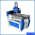 Small 6090 Model Metal Wood Advertisement CNC Engraving Cutting Machine