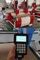 Two Head Woodworking CNC Craving Cutting Machine 1300*2500mm