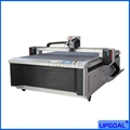 CNC Oscillating Knife /Vibration Knife Cutting Machine for Foam/Leather/Carton