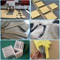 Cutting samples