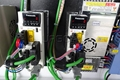 Japan Yaskawa servo motor and driver for XYZ-axis, ensuring the processing speed & precision.