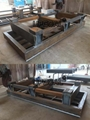 Strong Welded steel tube structure