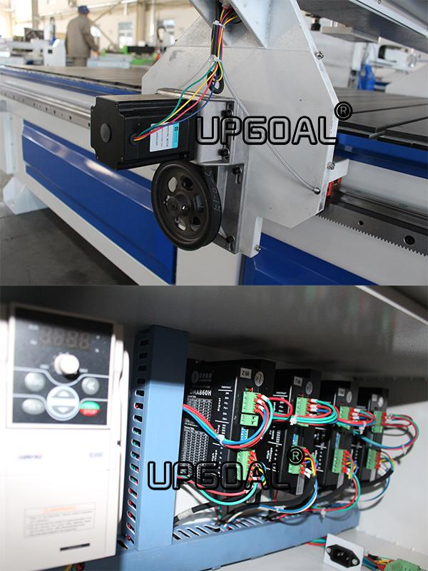 China famous 86BYGH450B stepper motor and driver for XYZ-axis,  h