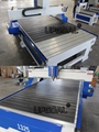 Transverse aluminum alloy T slot working table, better for materials fixing.