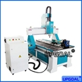 Small 900*1500mm 4 Axis Wood Relief CNC