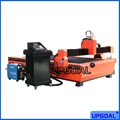 Industrial Plasma Flame CNC Cutting Machine with Rotary Axis 120A 1500*3000mm