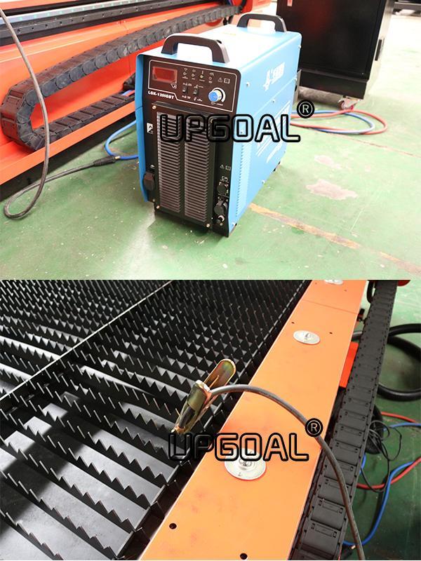 Plasma Power Supply   China Yuayuan LGK-120IGBT(120A, cutting ability 0-20mm)