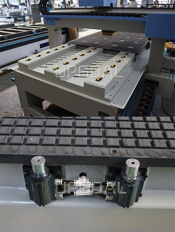 Auto tools calibration & auto lubrication system