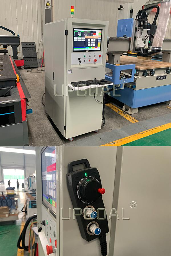 Hot Sale China 1325 Woodworking Furniture ATC CNC Router Machine Disc Type 12