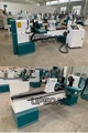 Hot Sale Single Axis Double Blades CNC Wood Lathe Machine for Stair Handrail