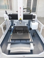 Auto tools Changing Metal ATC CNC Router Machine 600*600mm