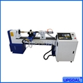 Hot Sale Small CNC Wood Lathe Machine with Two Blades 250*1200mm