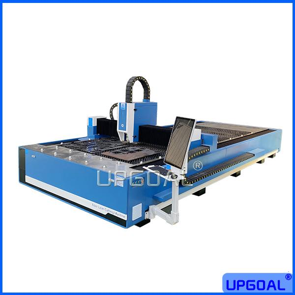 .The famous RAYTools laser cutting head does not come into contact with the surface of the material and does not scratch the workpiece.