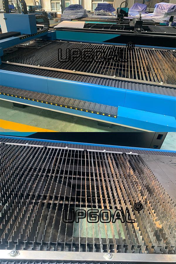 1000W/1500W Metal Fiber Laser Cutting Machine with RAYTools & CypCut Controller 17
