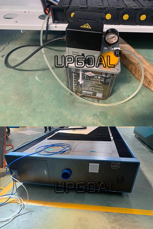 1000W/1500W Metal Fiber Laser Cutting Machine with RAYTools & CypCut Controller 20