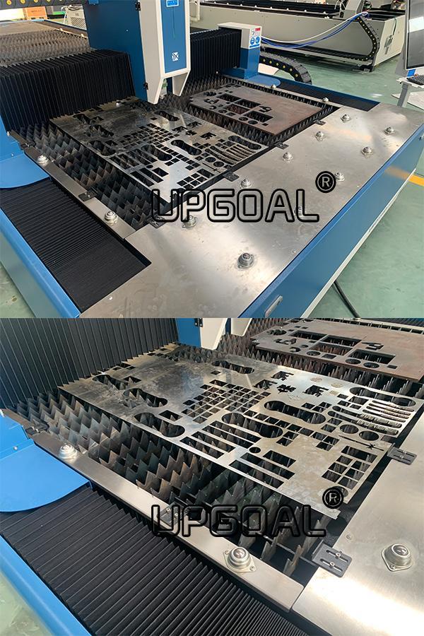 1000W/1500W Metal Fiber Laser Cutting Machine with RAYTools & CypCut Controller 18