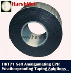 EPR Self Amalgamating Tape for Antenna or Feeder Cable Connectors Weathproofing