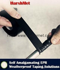 EPR Self Amalgamating Tape for Telecom Coaxial Cables and Antenna Interfaces