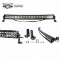 """Factory Price 33"""" 180W Cree Curved LED"""