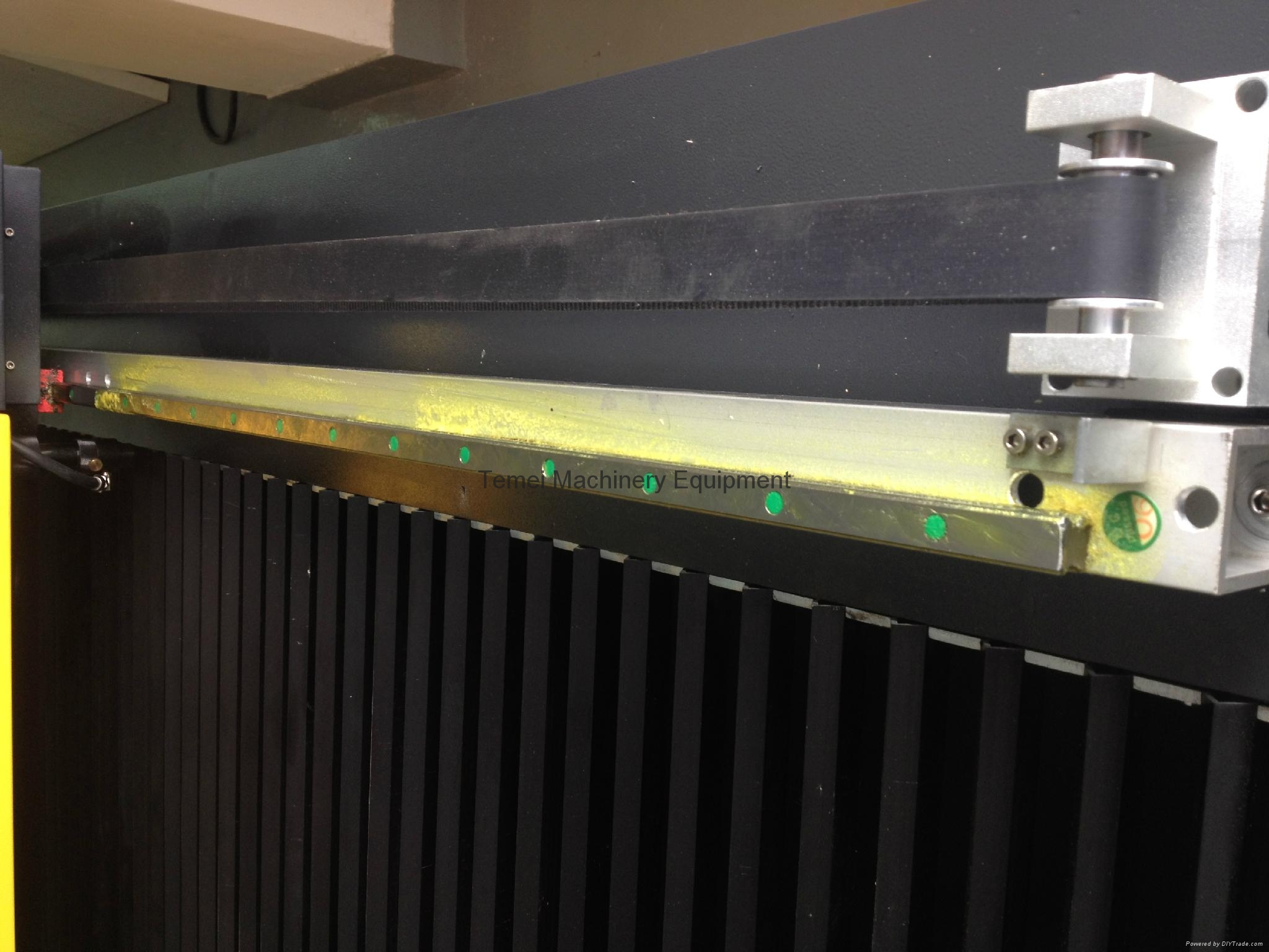 1500x3000mm Large Format Laser Cutting Machine For Cutting