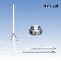 2.5dBi UHF Full Band Omn  Fiberglass Antenna TCQJ-GB-2.5-435V-1